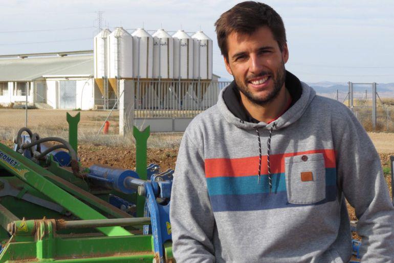 """""""Somos muchos los jóvenes que elegimos la agricultura como forma de vida. Seríamos más con ayudas"""""""