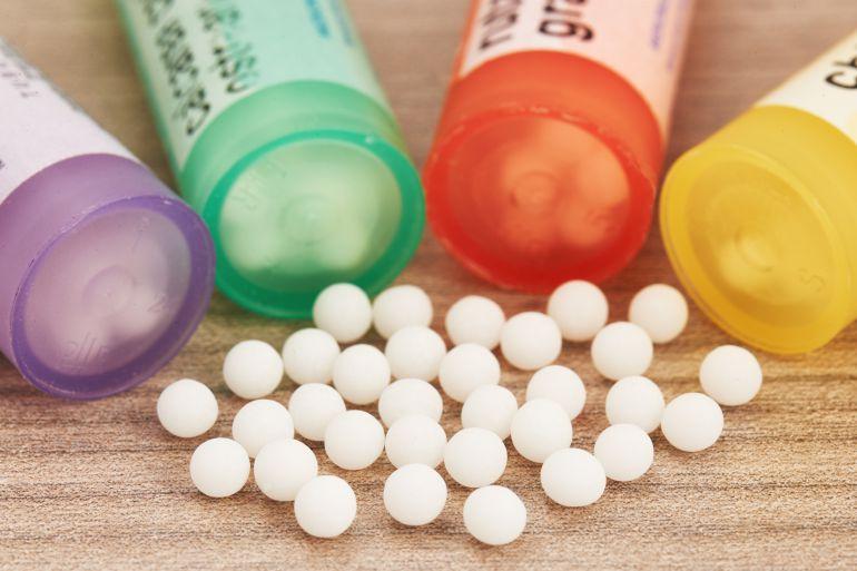 """""""La homeopatía son pastillas de azúcar"""""""