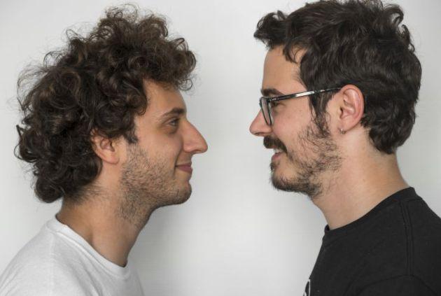 Joan Delgado y Aleix Turon son Cala Vento.