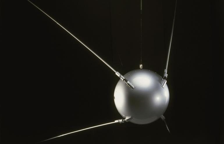 El satélite Sputnik