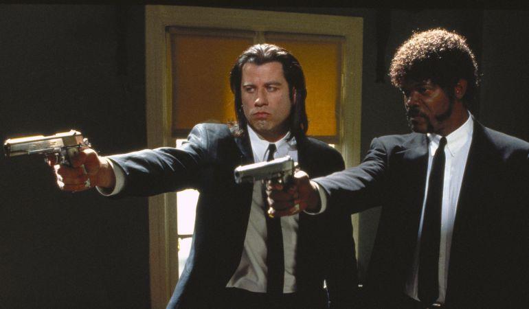 'Pulp Fiction' se encuentra entre las diez mejores películas de la historia.