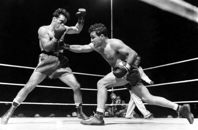 Jake LaMotta, una leyenda del boxeo