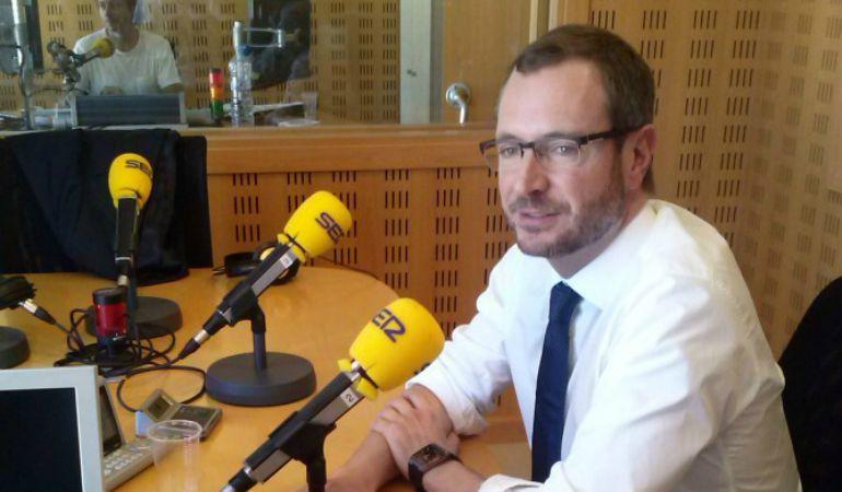 """Javier Maroto, en la SER: Javier Maroto: """"Aceptar la reforma de la Constitución es un acto de generosidad de Rajoy"""""""