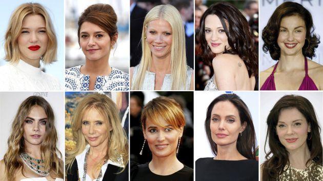 Asco y vergüenza en Hollywood: las actrices cuentan los abusos de Weinstein