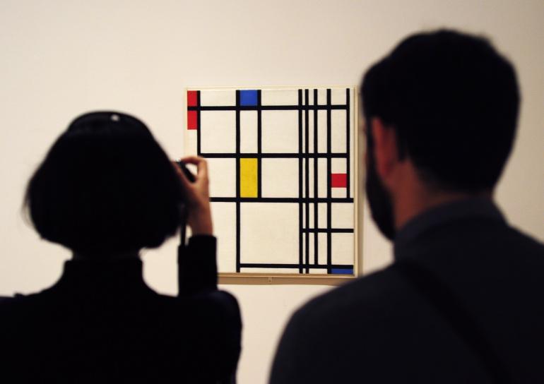 La imagen absoluta del arte abstracto