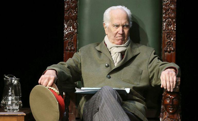 Fotografia de archivo del actor argentino Federico Luppi, que ha fallecido hoy a los 81 años en un centro hospitalario de Buenos Aires tras no recuperarse de un hematoma que sufrió el pasado abril