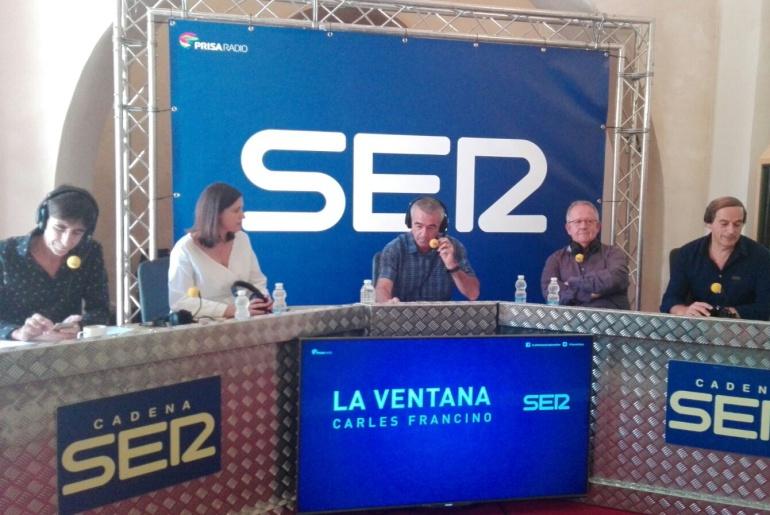 'La Ventana' desde San Fernando (Cádiz)