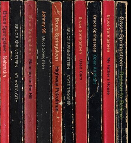 Singles del álbum 'Nebraska' de Springsteen