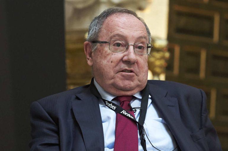 El presidente de Freixenet Jose Luis Bonet, en un evento