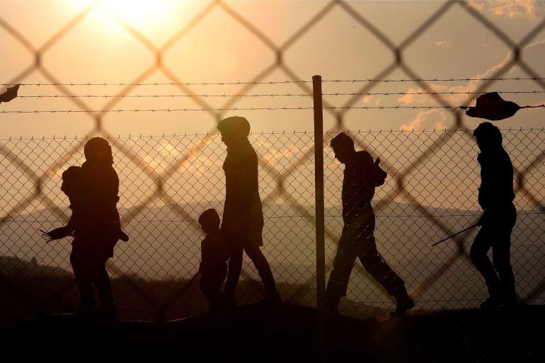 Durante 2015 cerca de un millón de personas han huido hacia Europa por culpa de la persecución, la pobreza y los conflictos