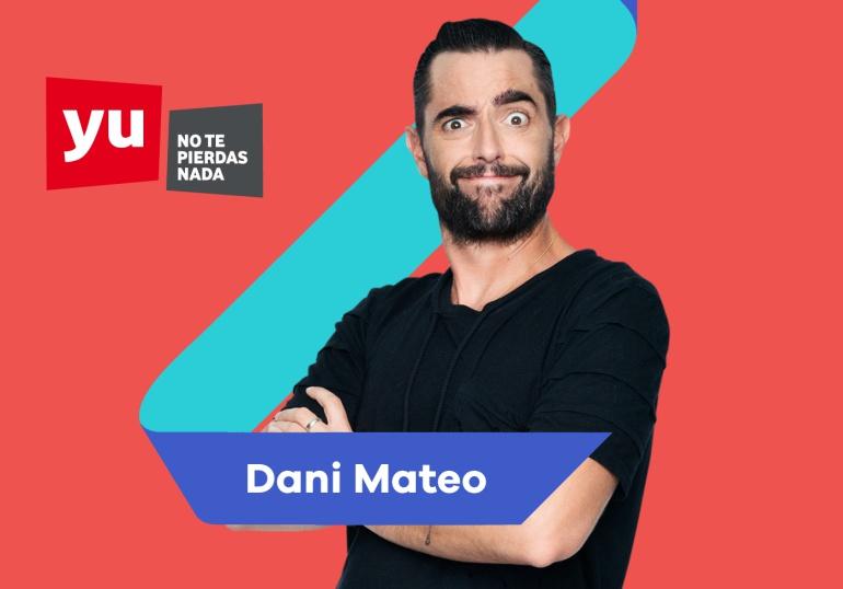 """Dani Mateo: """"Prefiero tener sentido del humor antes que honor"""""""