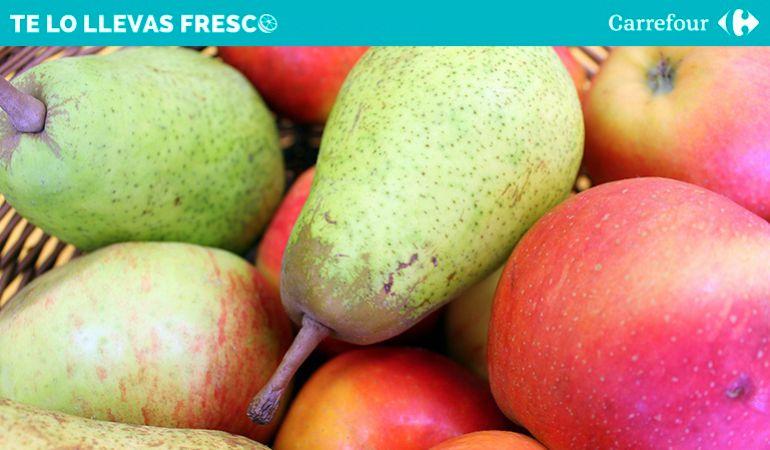 Peras y manzanas