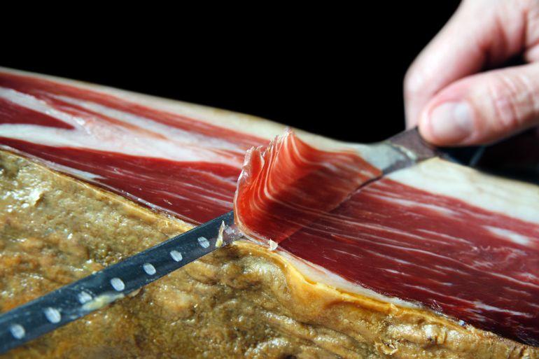 Las etiquetas de colores de los jamones ibéricos, ¿son fiables?