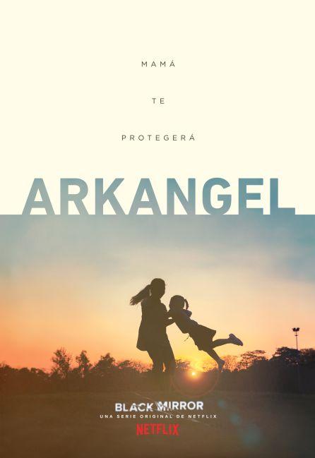 """Poster de """"Arkangel"""""""