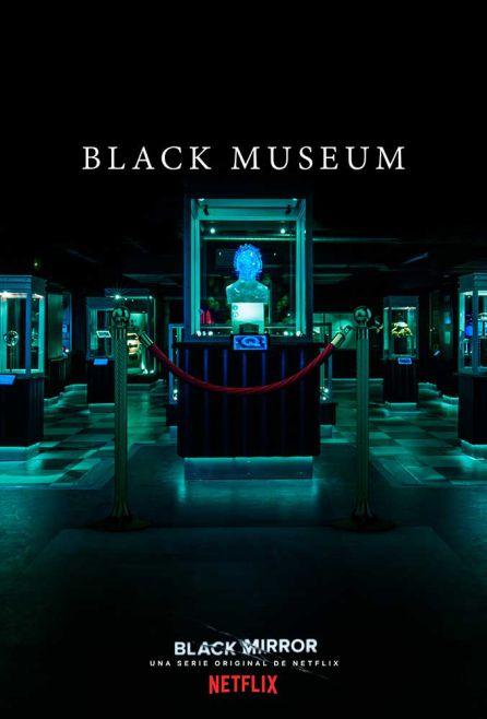 "Poster de ""Black Museum"""