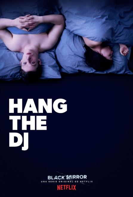 "Poster de ""Hang the DJ"""
