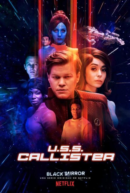 """Poster de """"U.S.S. Callister"""""""