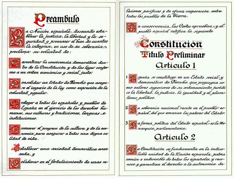 La desconfianza entre partidos bloquea la necesaria reforma de la Constitución