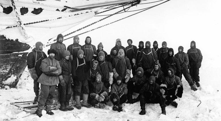Shackleton y la exploración Antártica