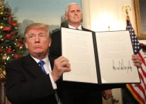 La decisión de Trump nos aleja de la paz