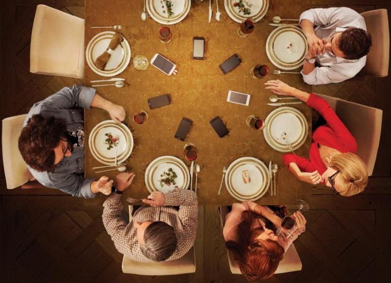 Imagen promocional de la película 'Perfectos desconocidos'