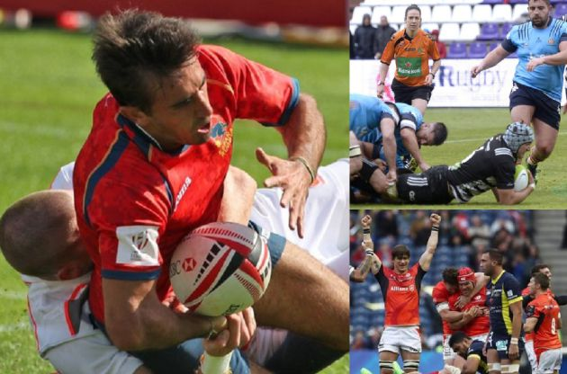 Play Rugby: Pol Pla y los Leones quieren brillar en Sudáfrica, semifinales de Copa del Rey y vuelve la Champions (07-12-2017)