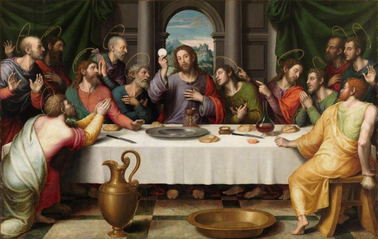 ¿Qué pasó en 'La última cena' de Leonardo Da Vinci?