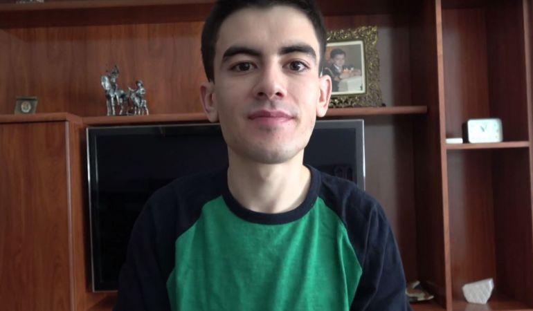 Jordi ENP en su canal de YouTube.