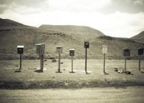 Mi pareja lleva el correo a pueblos perdidos de Extremadura