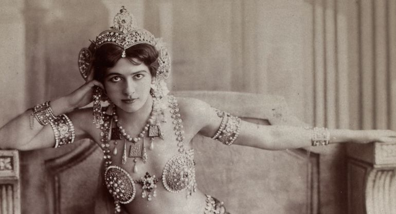 El papel de Mata Hari en la Primera Guerra Mundial