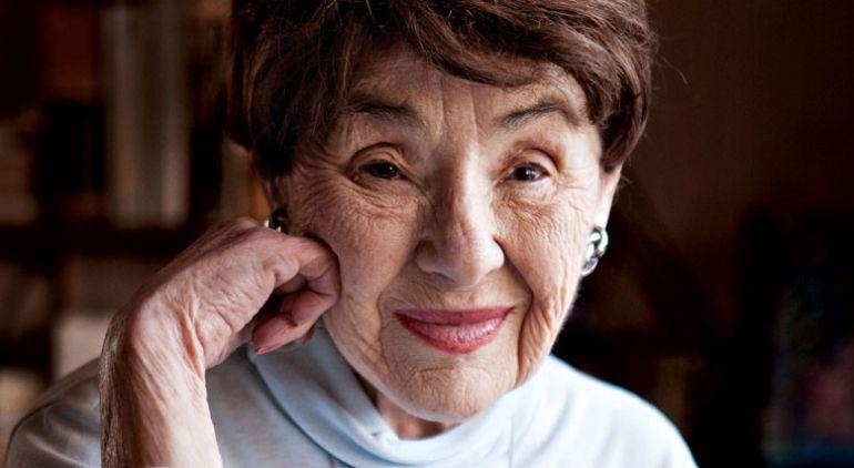 Maura Jacobson, maestra de los crucigramas