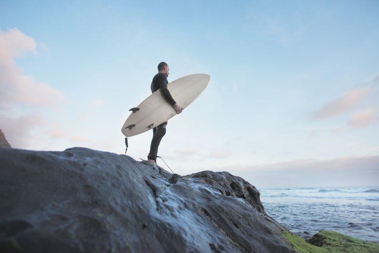 ¿Hace falta ser surfero para tener una tabla de surf?