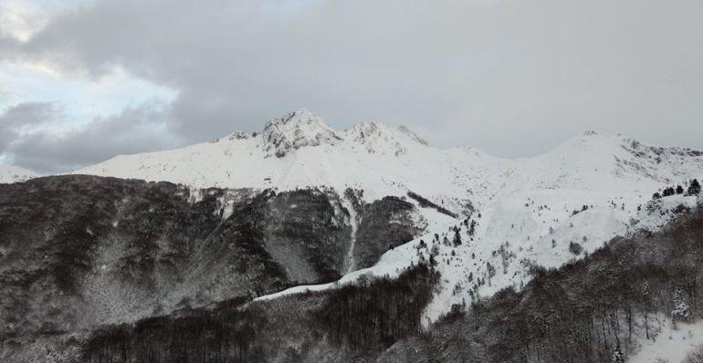 Snowrunning Larra Belagua: Hoy corremos en... Larra-Belagua