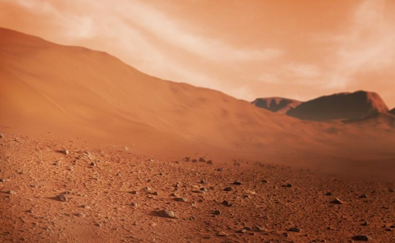 Marte, el segundo gran paso para la humanidad
