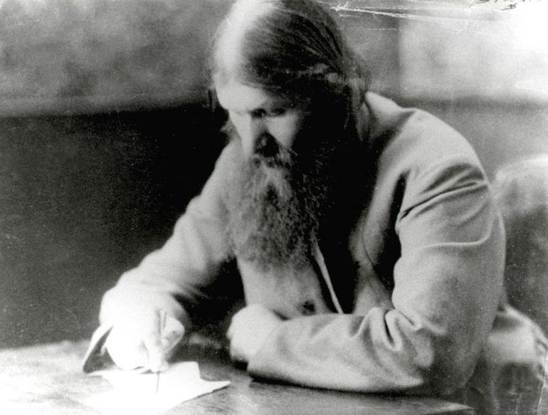 Rasputín: el profeta inmortal