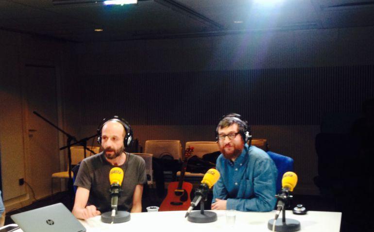 """Josele Santiago y Refree desde """"Transilvania"""""""