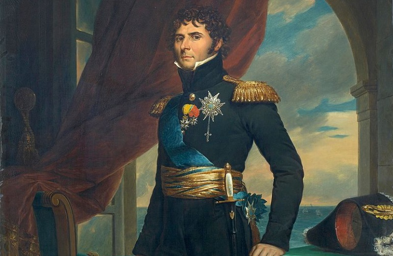 Jean-Baptiste Bernadotte, Carlos XIV de Suecia