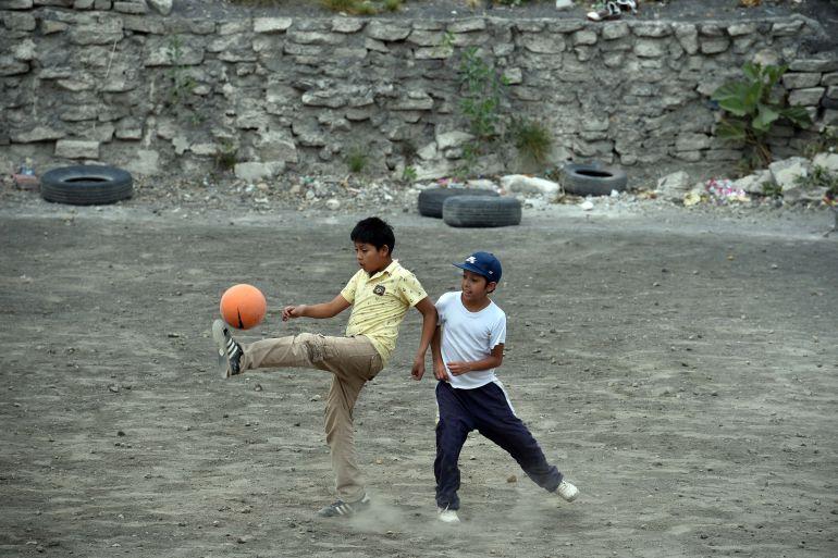 El futbol no sólo es meter goles