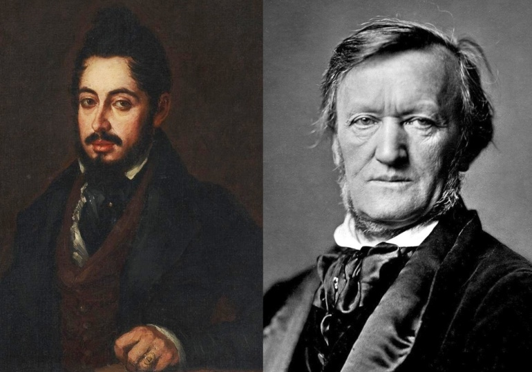 Mariano José de Larra y Richard Wagner