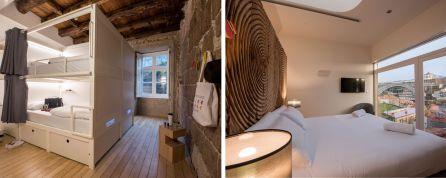 Carrusel sortea dos estancias en Oporto con Bluesock Hostels