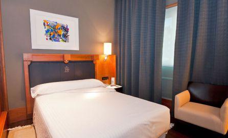 Carrusel tiene dos premiazos para dos personas en el Gran Hotel Lakua de Vitoria