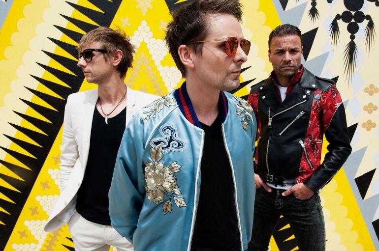 La banda de Matthew Bellamy sacará disco en 2018.