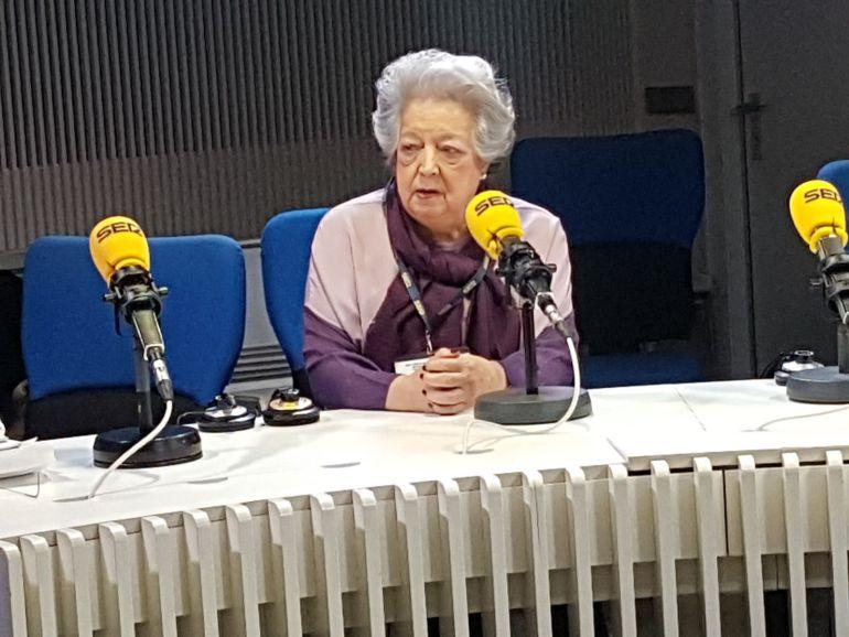 """Ana María Pérez: """"Ser mujer y tener miedo no es ser nadie, el valor tiene que ir por delante"""""""