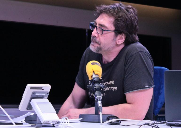 El actor Javier Bardem en 'La Ventana'