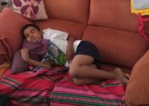 Los niños saharauis no conocen la admiración que provocan en nosotros
