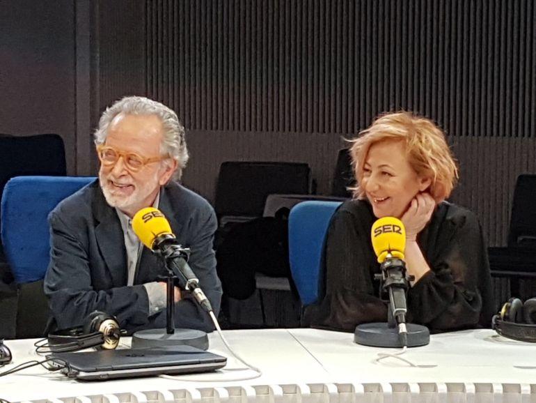 "Carmen Machi: ""Hacer la vida real es muy difícil"""