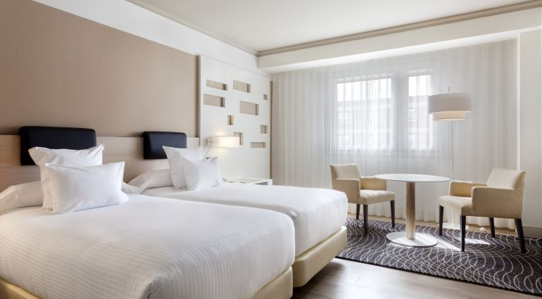 Madrid Marriott Auditorium ofrece una nueva y exclusiva forma de viajar