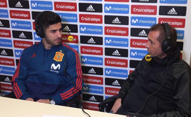 """Asensio: """"Zidane ahora me está dando confianza"""""""