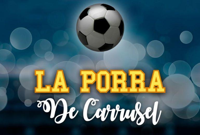 La porra de la app de 'Carrusel' tendrá también un gran premio para el mejor jugador de la temporada.