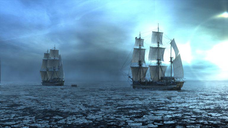 La expedición que nunca volvió del Ártico y forjó la leyenda de las bestias
